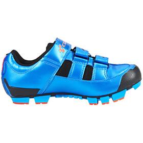 Cube MTB Pro schoenen blauw